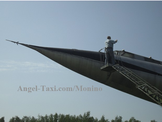 Central Air Force Museum in Monino, Russia