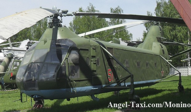 Tour to Central Air Force Museum in Monino, Russia